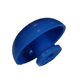 Ohrstöpsel für Madsen Zodiac neu 18,5 mm blau, VE/10 Stück
