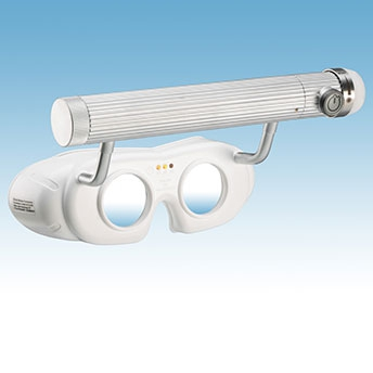 LED Nystagmusbrille Typ 823